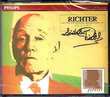 Sviatoslav Richter: Mozart the Authorised Recordings 2cd 5 Piano Sonata fantasia