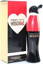 CHEAP AND CHIC DEODORANT PARFUME 1.7 OZ FOR WOMEN BY MOSCHINO & NEW IN A BOX