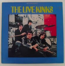 THE LIVE KINKS on REPRISE ~ US PRESS ~ PSYCH MOD BEAT ~ AWESOME VINYL LP