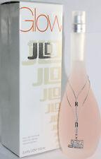 GLOW For Women By J. LO Eau De Toilette Spray 3.4/3.3 oz/100mL New In Sealed Box