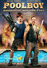 Poolboy: Drowning Out the Fury (DVD, 2012) - Brand New Sealed