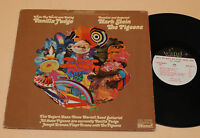 THE PIGEONS:LP-PROG PSYCH 1°PRESS GATEFOLD TOP EX+ !!!