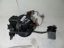 RENAULT CLIO MK2 HEATER BLOWER FAN MOTOR CLIMATE TYPE  2001 TO 2006 SHAPE APPROX