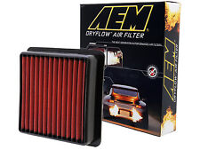 AEM 28-20304 STOCK REPLACEMENT WASHABLE REUSABLE PANEL AIR FILTER [MADE IN USA]