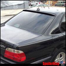 Rear Roof Spoiler Window Wing (Fits: BMW 7 series 1994-01 e38) SpoilerKing