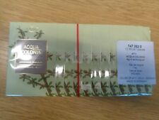 LADIES PERFUME SAMPLES VIALS ACQUA COLONIA 4711 MYRRH & KUMQUAT EDC