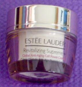 Estee Lauder Revitalizing Supreme + Global Anti-Aging Cell Power Creme - 7ml
