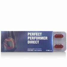 PERFECT PERFORMER DIRECT Stimolante sessuale Naturale erezione Pene impotenza
