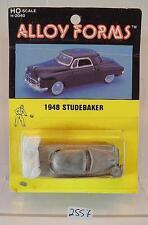Alloy Forms 1/87 H0 Metal Kit 2040 1948 Studebaker OVP #2557