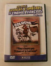 DVD VOUS N'AUREZ PAS L'ALSACE ET LA LORRAINE - COLUCHE / ANEMONE / LANVIN