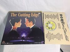 The Cutting Edge Letterbox Laserdisc