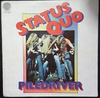 STATUS QUO - PILEDRIVER VINYL LP AUSTRALIA #3
