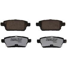 Disc Brake Pad Set-Ceramic Disc Brake Pad Rear Perfect Stop Ceramic PC1161