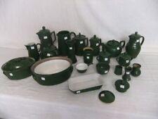 Green Stoneware 1940-1959 Denby, Langley & Lovatt Pottery