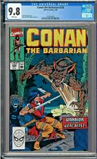 Conan the Barbarian #234 CGC 9.8 White Pages ONLY 4 GRADED 9.8 Ron Lim