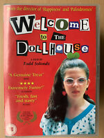 Welcome to the Dollhouse DVD 1995 Todd Solondz Teen Comedy Drama Classic