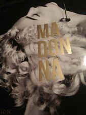 MADONNA: Ambition Music Style. NEW HARDCOVER BOOK. Caroline Sullivan dust jacket