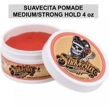 SUAVECITA POMADE BY SUAVECITO NON GREASY MEDIUM STRONG HOLD TEXTURIZING 4oz