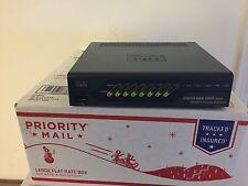 CISCO ASA5505-SEC-BUN-K9 Security Plus Firewall Unlimited Users 25 SSL/IPSec VPN
