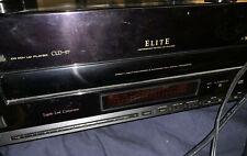 Pioneer Elite CLD-97 Laserdisc Laser Disc LD CD TransportMcIntosh MLD-7020 Comp