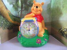 👿 Winnie L'ourson Réveil & Tirelire Disney 20 Cm Dans Sa Boîte Fonctionne