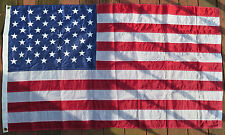 New listing Vintage 1990 United States Capitol 3 x 5 American Flag Gf Nylon Ralph Regula