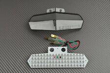 Luz trasera LED tintado con señal vuelta integrado Ducati All 999 2003 04 05 06