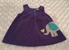 Carter's Baby Infant Girl Microfleece Dress Size 3 Months EUC (BIN AH)