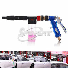 HOT Car Clean Pressure Wash Water Washer Soap Snow Foam Lance Sprayer Gun