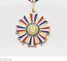 Korean TKD Martial WTF Gym The Korea Taekwondo Association Special Medal arts