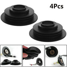 "4X NEW 1.25"" Headlight Dust Cover for HID LED Conversion Kit Bulb Seal Cap H1 H9"