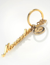 Genuine Mercedes-Benz yellow gold-coloured  Key Ring B66041518