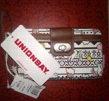 Unionbay Juniors Girls White Unicorn Wallet Clutch