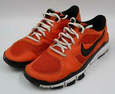 Nike Free TR Womens Casual Athletic Orange Training Sneakers Shoes Size 8
