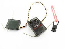 New AR6200 Receiver 6 Channel-DSM2 2-4GHz for JR,Dx5e DX6i DX7 DX8 Dx9.