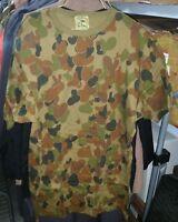 AUSTRALIAN ARMY T-SHIRTS ADULTS - OZZIE CAMO CREW NECK NEW MADE