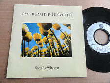 """DISQUE 45T DE THE BEAUTIFUL SOUTH  """" SONG FOR WHOEVER """""""