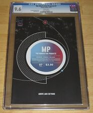 The Manhattan Projects #7 (Nov. 2012, Image) 1st Print Hickman Pitarra CGC 9.6