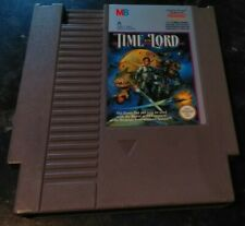 Time Lord- Nintendo NES Game Cart 1990 vintage gaming