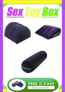 bedroom inflatable fun blow up sex cushion wedge ramp toy sextoy toughage a1