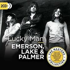 Emerson, Lake And Palmer - Lucky Man - Masters Collection (NEW 2CD)