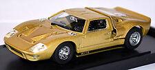 Ford GT 40 Stradale 1964-68 Gold 1:43 Bang