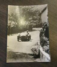 ALEX VON FALKENHAUSEN, deutscher Meister 1948  -  Sportwagenfahrer - Postkarte