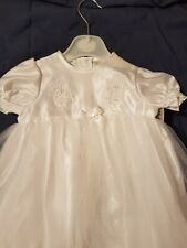 Christening gown 6-12 months