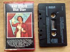 """Kay Starr """" blue star"""" cassette"""