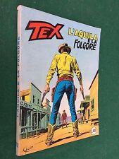 TEX GIGANTE n.207 L'AQUILA FOLGORE L.400 Daim Press (ITA 1° Ed 1978) Fumetto MB