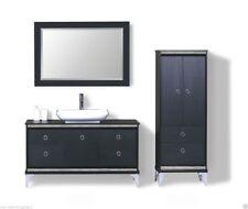 """Bathroom Vanity - Modern Bathroom Vanity Set - Single Sink - Francaise II -49.6"""""""