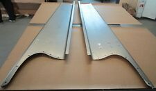 new 1937 Chevy/GMC Truck 1/2 ton Smooth Steel 16g Running Boards Hot Rod Street