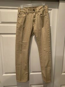 American Eagle Outfitters Slim Core Flex White Jeans Size 28 X 30 Level 1 Mens