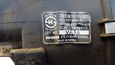 Hyundai Galloper II Heizung Heizungskühler Wärmetauscher HQ 780010